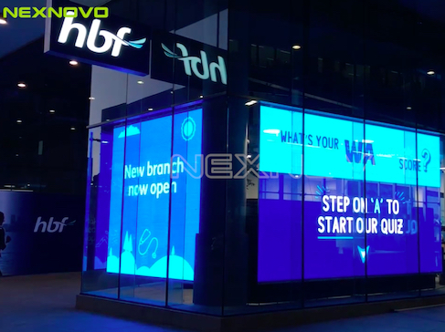 NR series for HBF Insurance Company, Australia